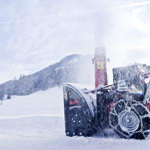 Freza zapada benzina AL-KO SnowLine 560 II