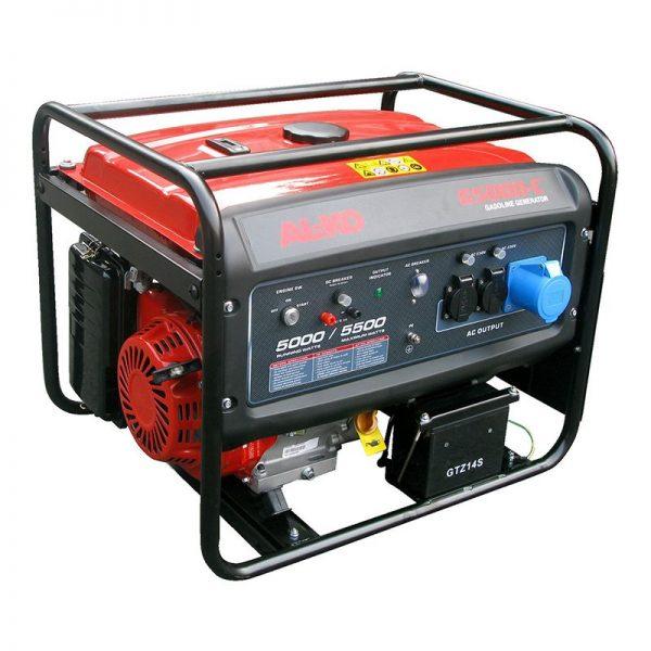 Generator curent benzina AL-KO 6500 D-C